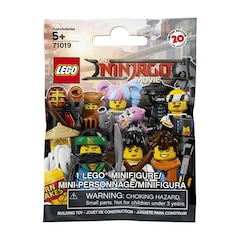 The LEGO NINJAGO Movie Minifigures - 71019