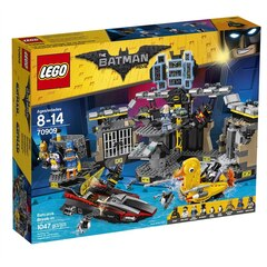 LEGO Batman Movie Batcave Break-in - 70909