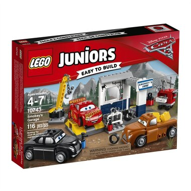 Lego Juniors Smokeys Garage 10743 By Lego Toys Chapters