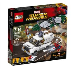 LEGO Marvel Super Heroes Beware the Vulture - 76083