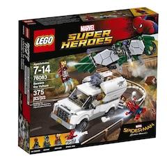 LEGO Marvel Super Heroes Beware the Vulture - 76083