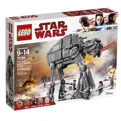 LEGO Star Wars First Order Heavy Assault Walker™ - 75189