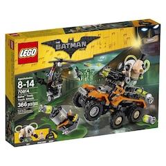 LEGO Batman Movie Bane™ Toxic Truck Attack - 70914