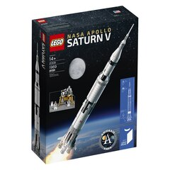 LEGO® NASA Apollo Saturn V- 21309