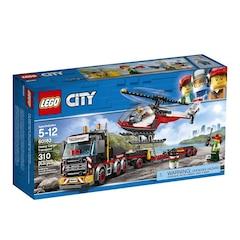 LEGO City Great Vehicles Heavy Cargo Transport - 60183