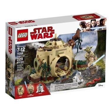 LEGO Star Wars TM Yoda's Hut - 75208