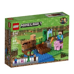 LEGO Minecraft The Melon Farm - 21138