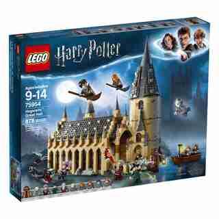LEGO® Harry Potter™ La Grande Salle du château de Poudlard™ - 75954