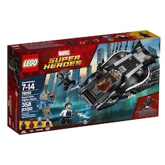 LEGO Super Heroes Black_Panther_Good_Guy_Vehicle - 76100