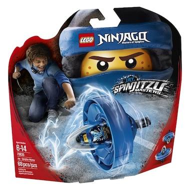 lego ninjago jay spinjitzu master 70635 - Ninjago Spinjitzu