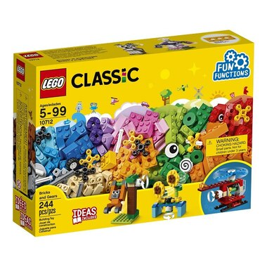 a9b4728d6bbbb LEGO Classic Bricks and Gears - 10712 by LEGO®