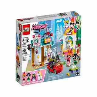LEGO PowerPuff Girls Mojo Jojo Strikes - 41288
