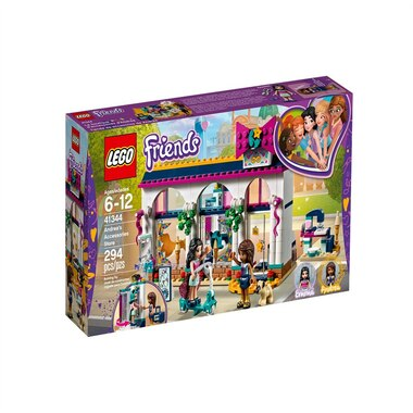 Lego Friends Andreas Accessories Store 41344 By Lego Toys