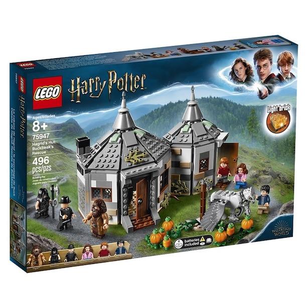 LEGO® Harry Potter™ Hagrid's Hut: Buckbeak's Rescue 75947