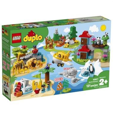 LEGO® DUPLO® Town World Animals 10907
