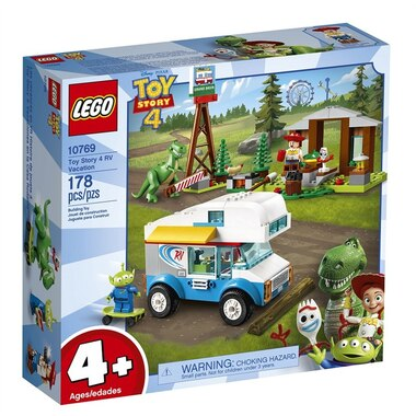 LEGO® RV Vacation 10769 Toy Story 4 Playset