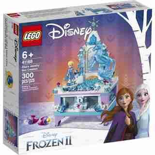 LEGO® Disney Princess™ Elsa's Jewelry Box Creation - 41168