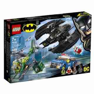 LEGO® Super Heroes Le Batwing et le cambriolage de l'Homme- - 76120
