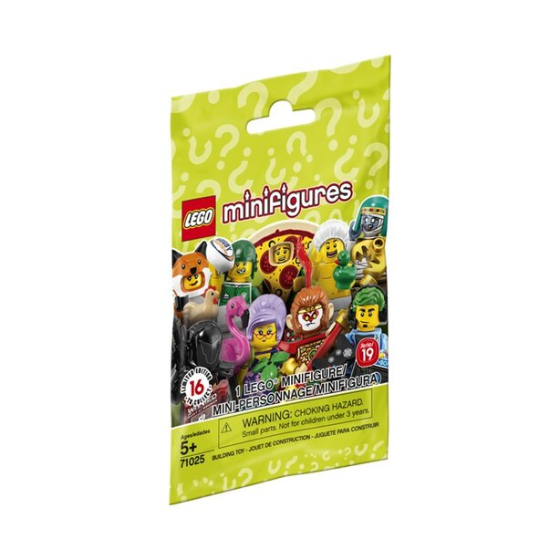 LEGO® Minifigures Series 19 71025