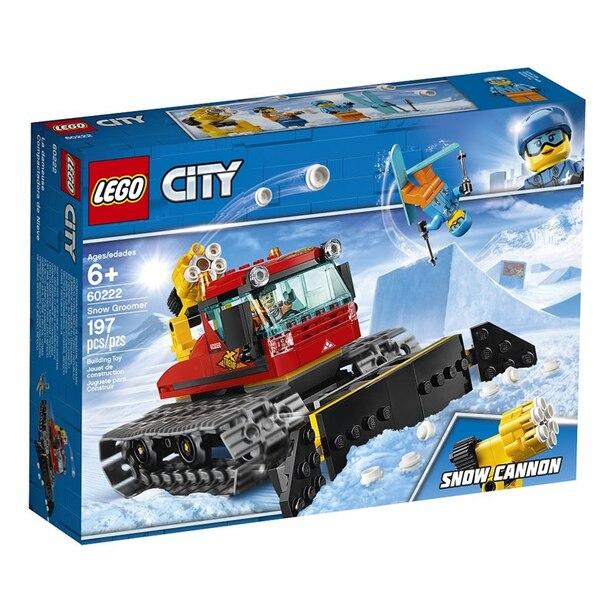 Lego® City™ Great Vehicles Snow Groomer 60222