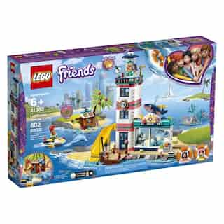 LEGO® Friends Lighthouse Rescue Center 41380