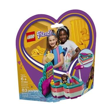 LEGO® Friends Andrea's Summer Heart Box 41384
