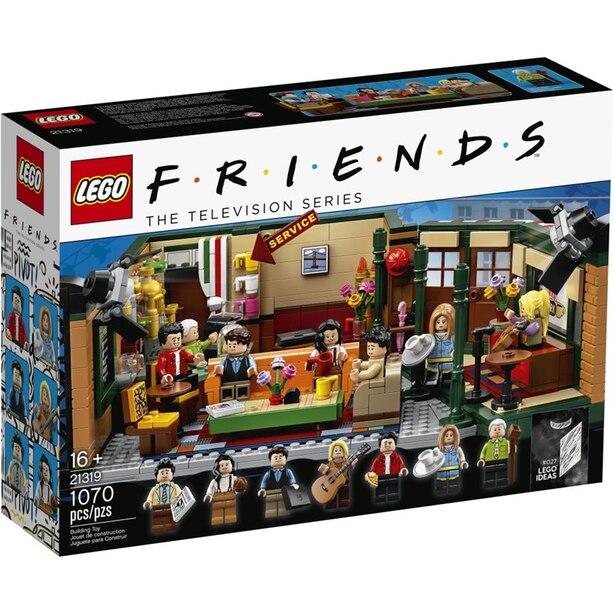 LEGO® Ideas Friends Central Perk - 21319