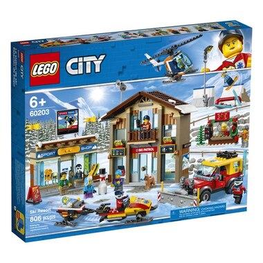LEGO® City Ski Resort 60203