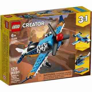 LEGO® LEGO Creator L'avion à hélice - 31099