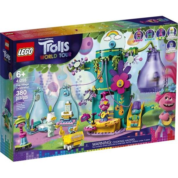 LEGO Trolls Pop Village Celebration - 41255