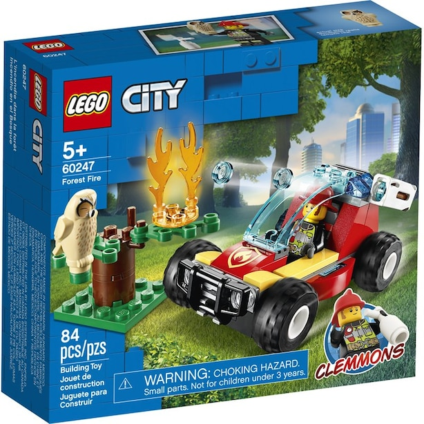 LEGO City Fire Forest Fire - 60247