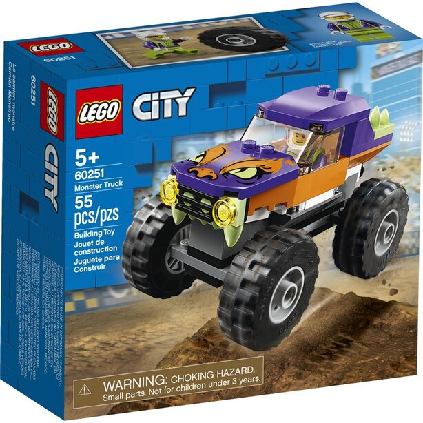 LEGO City Great Vehicles Monster Truck - 60251