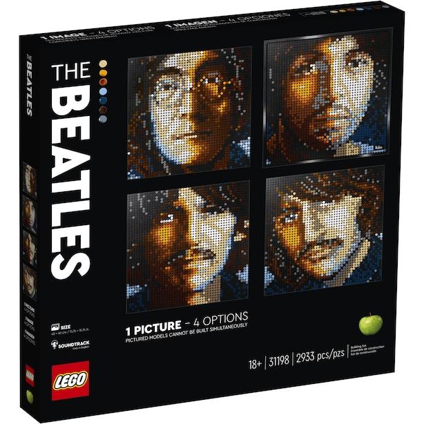 LEGO Art The Beatles - 31198