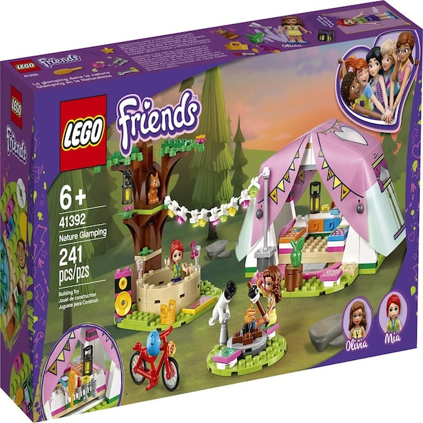 LEGO® LEGO Friends Nature Glamping - 41392