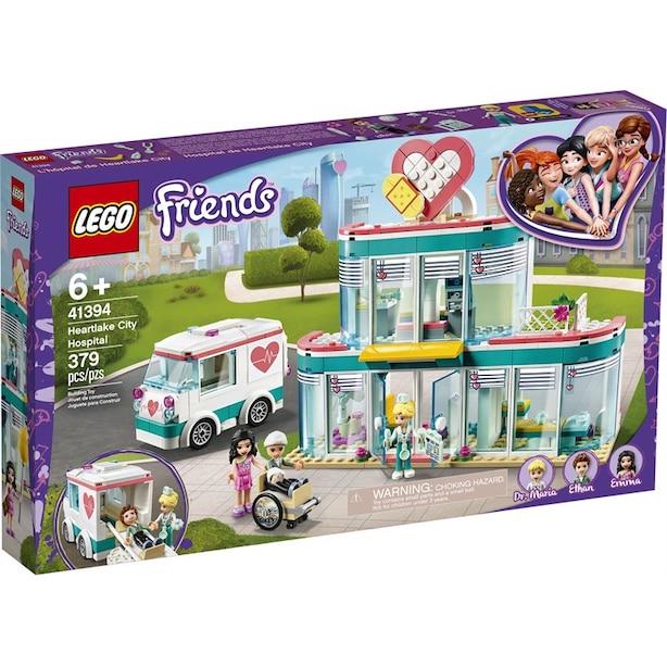 LEGO® LEGO Friends L'hôpital de Heartlake City - 41394