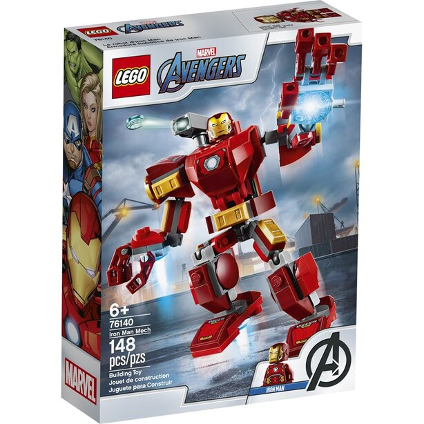 LEGO® Super Heroes Iron Man Mech - 76140