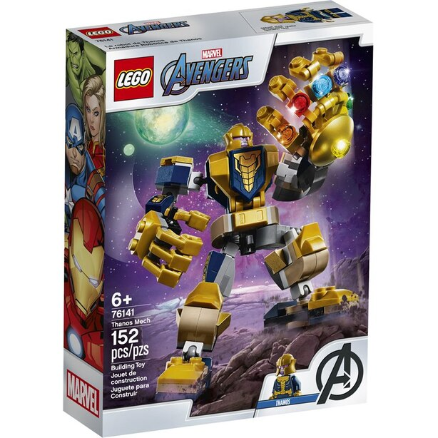 LEGO Super Heroes Avengers Thanos Mech - 76141