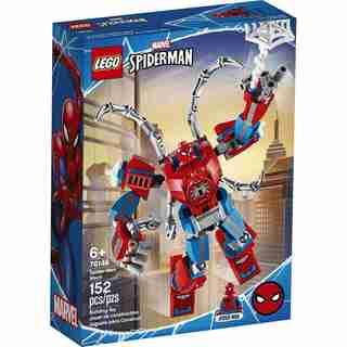 LEGO® Super Heroes Le robot de Spider-Man - 76146