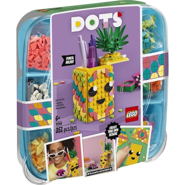 LEGO® DOTS Pineapple Pencil Holder - 41906