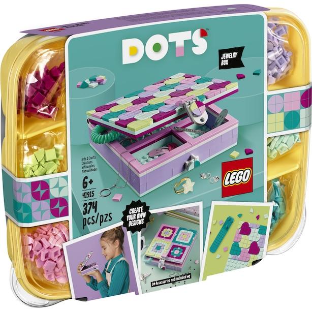 LEGO® DOTS Jewelry Box - 41915