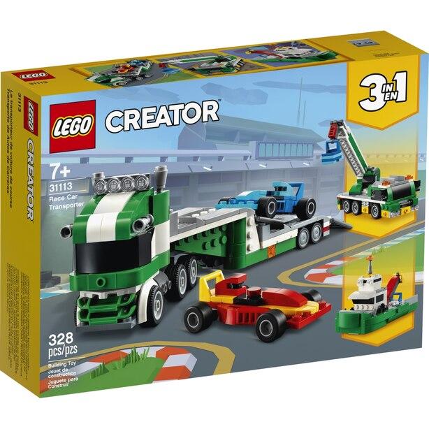 LEGO® Creator Race Car Transporter - 31113