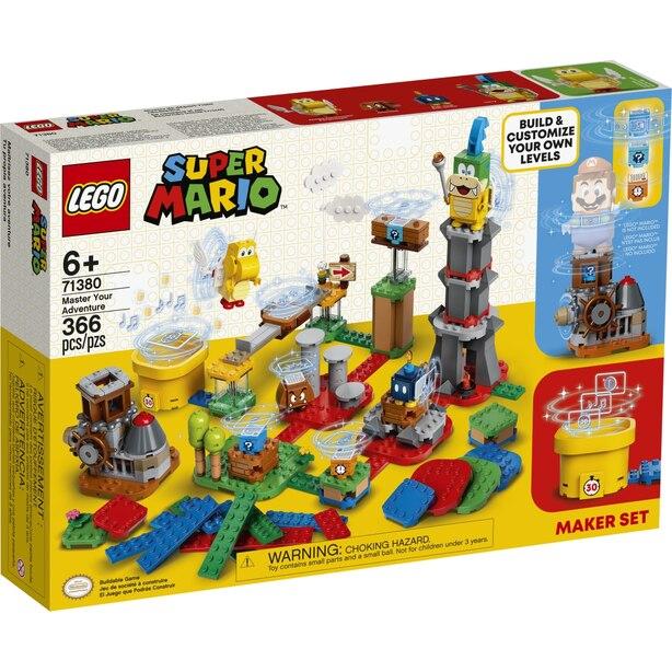 LEGO® Super Mario Master Your Adventure Maker Set - 71380
