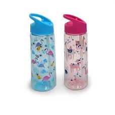 IndigoKids Water Bottle Flamingo/Llama 650 ML Set of 2