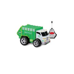 KID GALAXY MY FIRST RC RECYCLE TRUCK