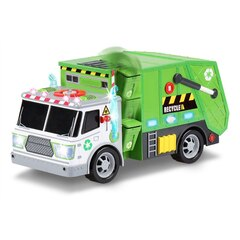 Kid Galaxy® Toy Vehicle City Lights and Sounds Recycling Truck