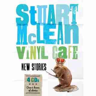 Stuart McLean Vinyl Cafe New Stories