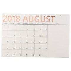 2019 17-Month Oversized Tearaway Wall Calendar