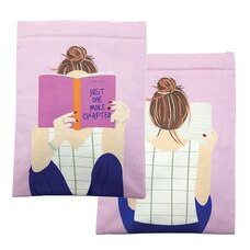 The Book Bestie Ashley Book Sleeve