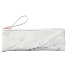 PENCIL POUCH SMALL MARBLE