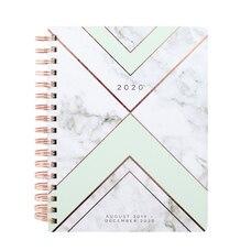 2019-2020 17-Month Medium Planner Mint Geo